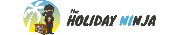 The Holiday NInja logo