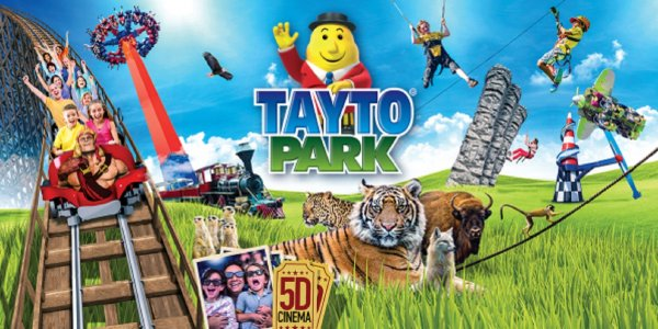 #NInja Review – Tayto Park Ireland