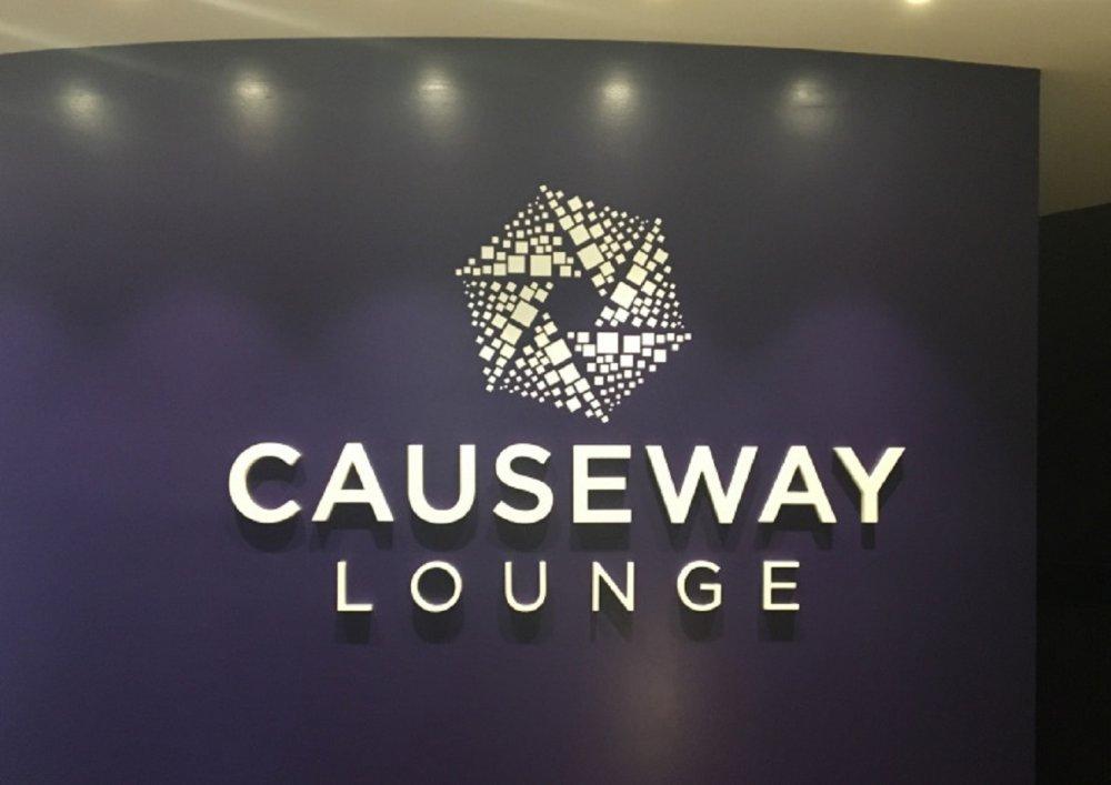 Causeway Lounge at BIA