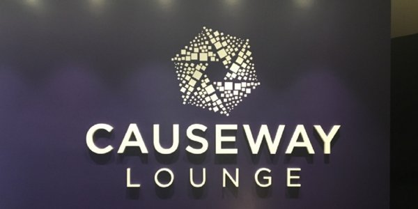 #NInja Review: Causeway Lounge at Belfast International Airport