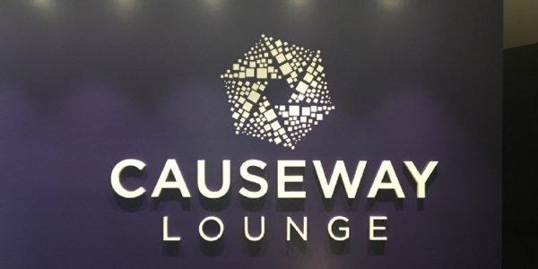 #NInja Review: Causeway Lounge at Belfast International Airport