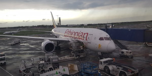 #NInja Verdict: Dublin to LA with Ethiopian Airlines