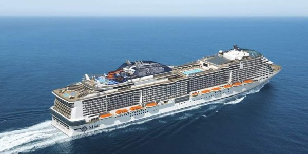5 Night MSC Taster Cruise