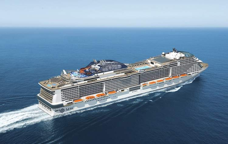 5 Night MSC Taster Cruise - Image 1
