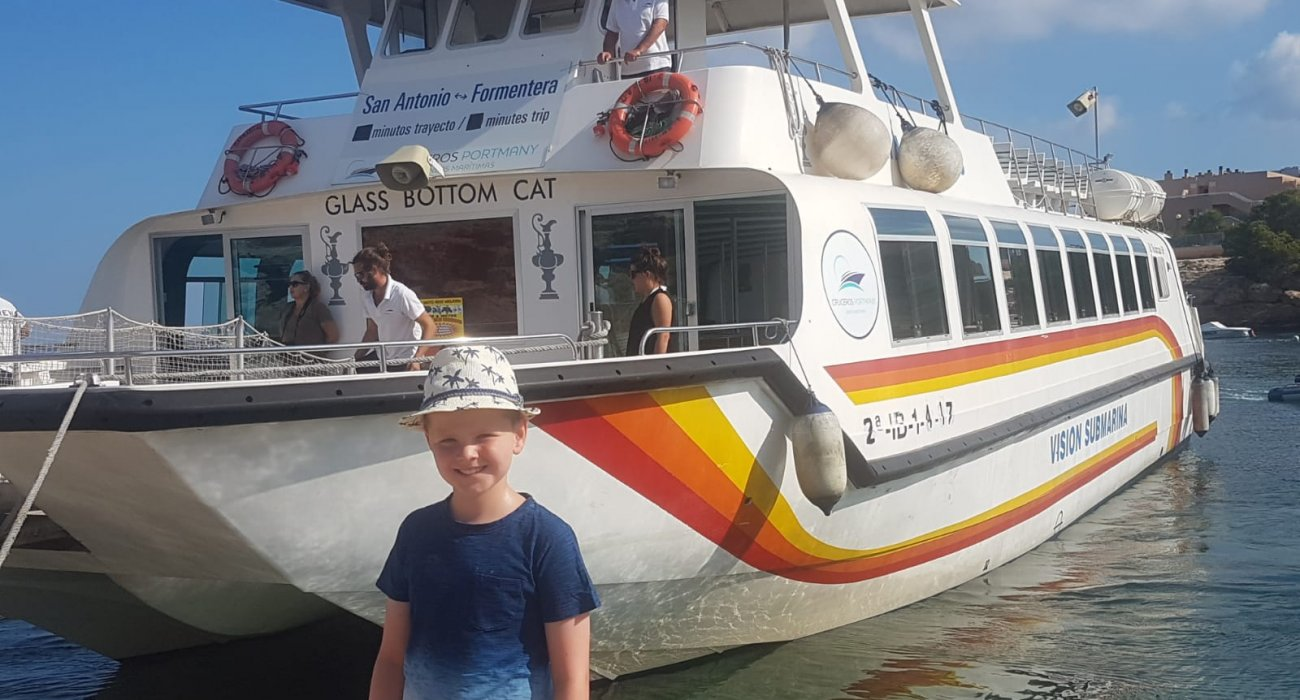 Junior #NInja Review – Port D'es Torrent, Ibiza - Image 1