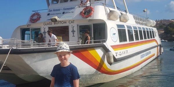 Junior #NInja Review – Port D'es Torrent, Ibiza
