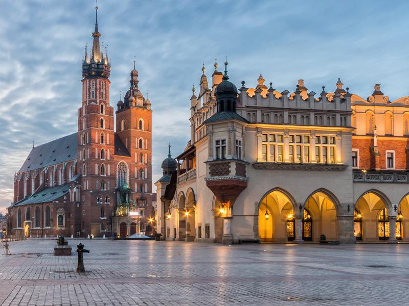 Krakow 2 Night Citybreak - Image 1