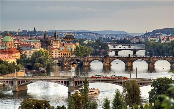 Prague 3 Night Citybreak - Image 1