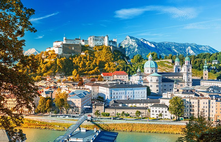 Salzburg 4 Night CityBreak - Image 1