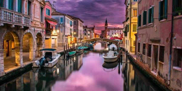 Spring in Venice for £225pp