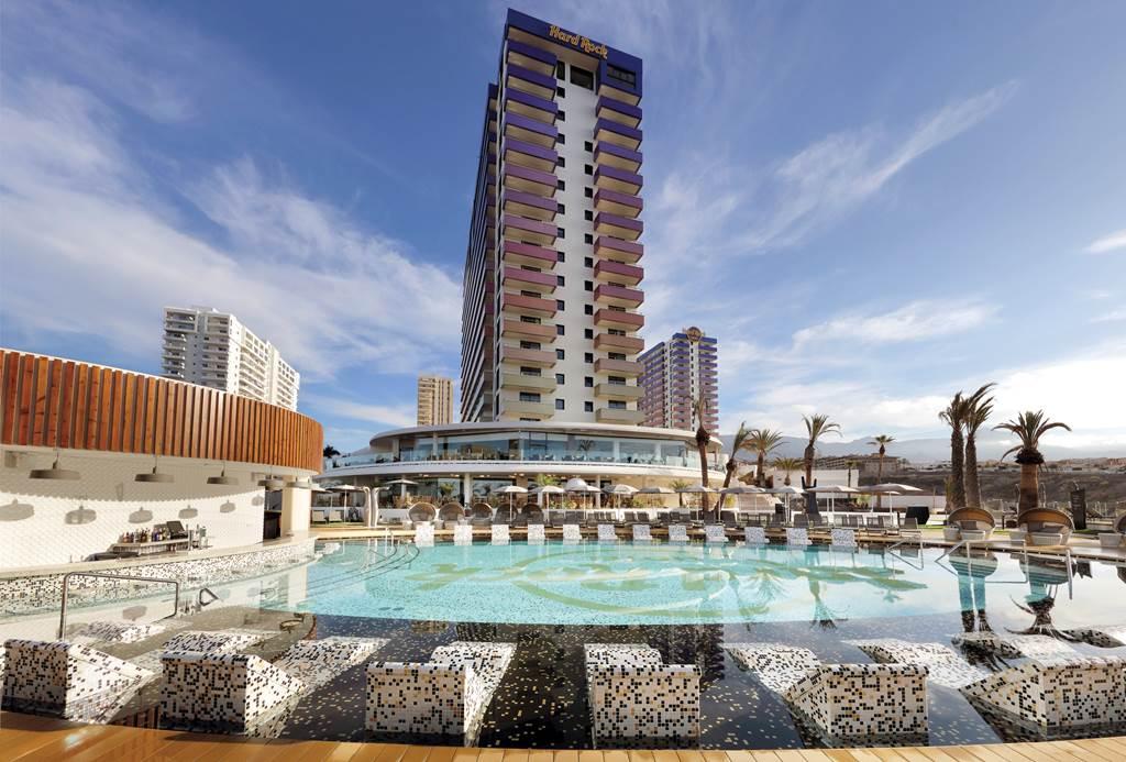 5* TENERIFE Hard Rock Hotel - Image 3