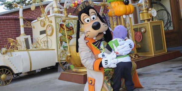 Halloween in Disneyland® Paris