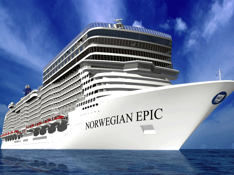 NCL Epic Western Med Cruise - Image 1