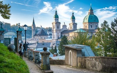 4* Salzburg 3 night Spring Break