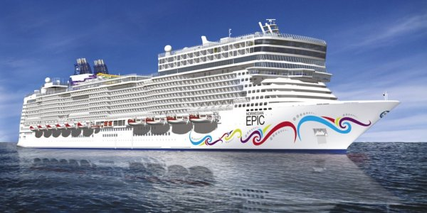 Norwegian Epic Cruise 2020