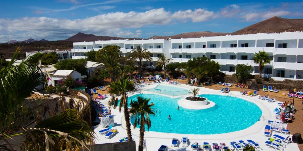LANZAROTE All Inclusive Week £399