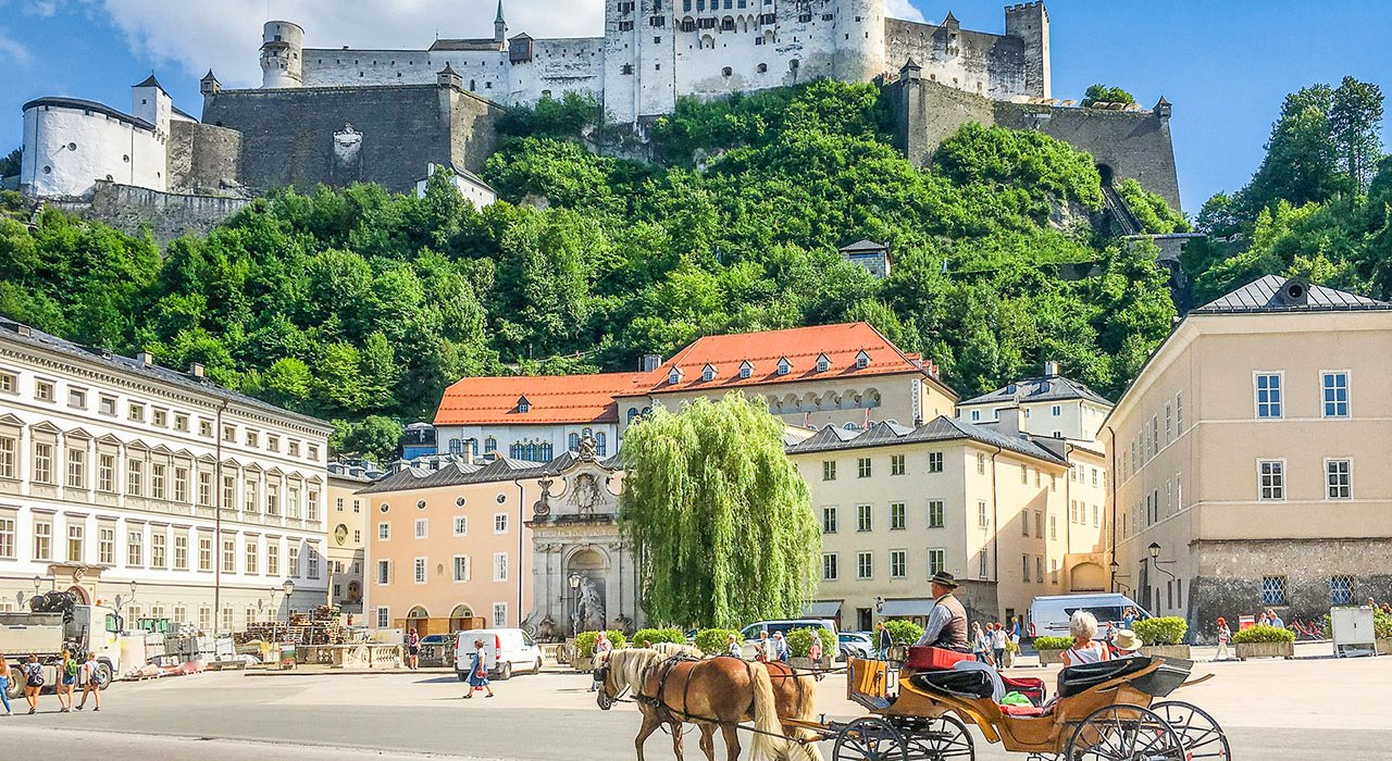 4* Salzburg 3 night Spring Break - Image 2