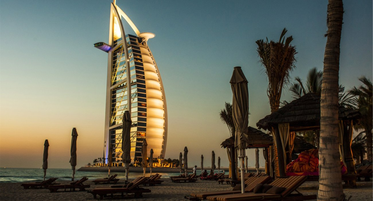 Escape to Dubai 4 nights May 19 - Image 1