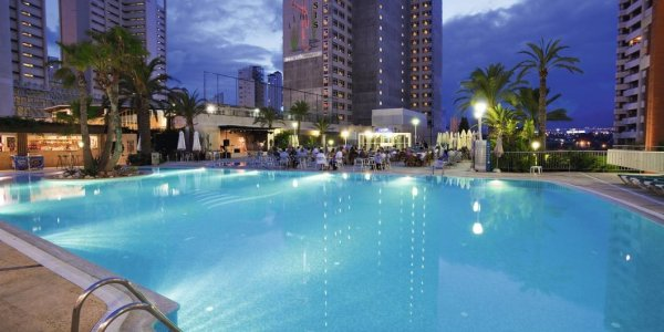 Winter 4 Night Benidorm Bargain Break