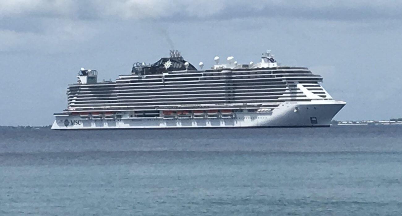 Super Suite Western Med MSC Cruise - Image 1