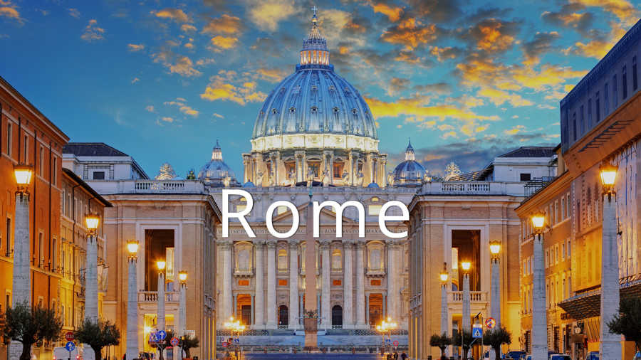 Rome January Special - Image 3