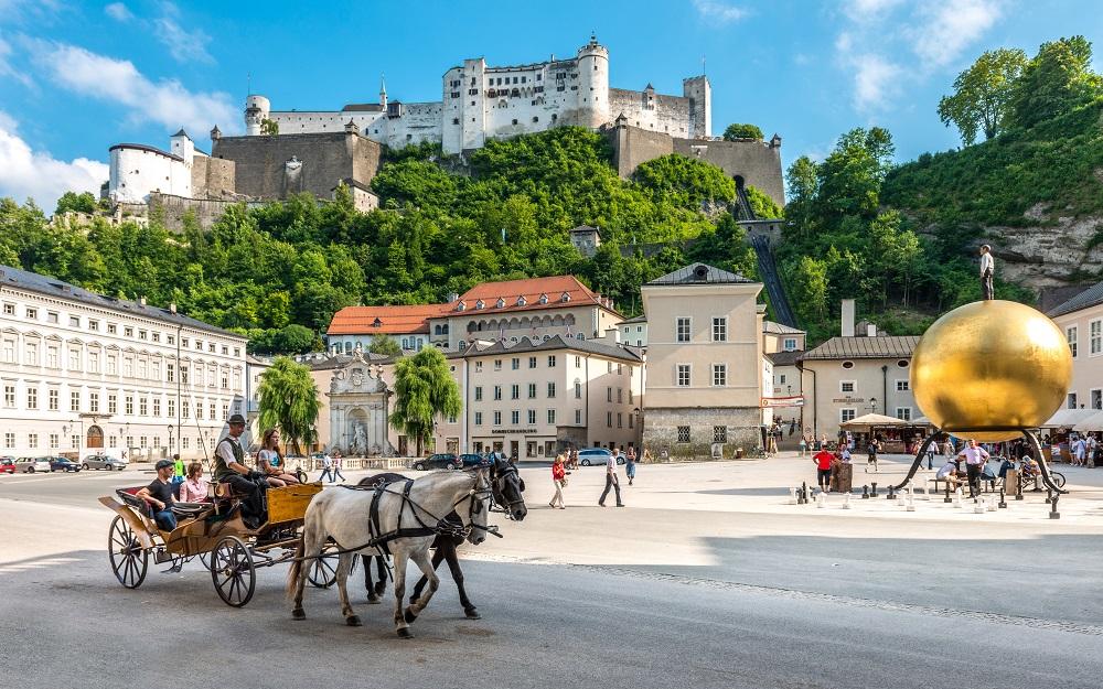3* Salzburg City Break - Image 4