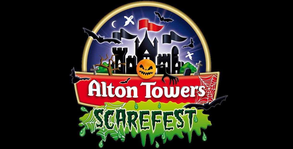 ALTON TOWERS SPOOKTACULAR - Image 1