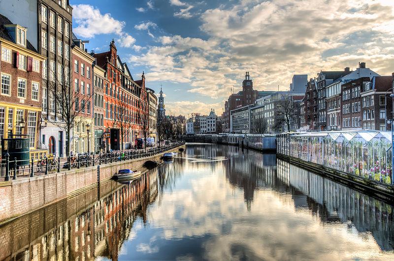 5* Amsterdam City Cruise Break - Image 1