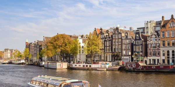 Amsterdam 3 night City Break