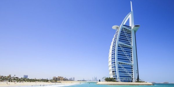 5* Dubai Jan Luxury Half Board