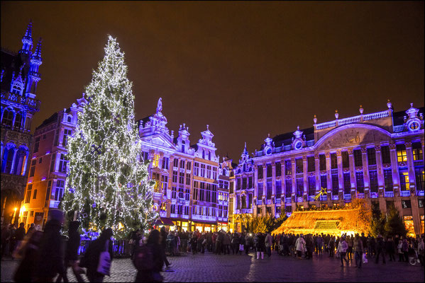 5* Brussels Christmas Market City Break - Image 1