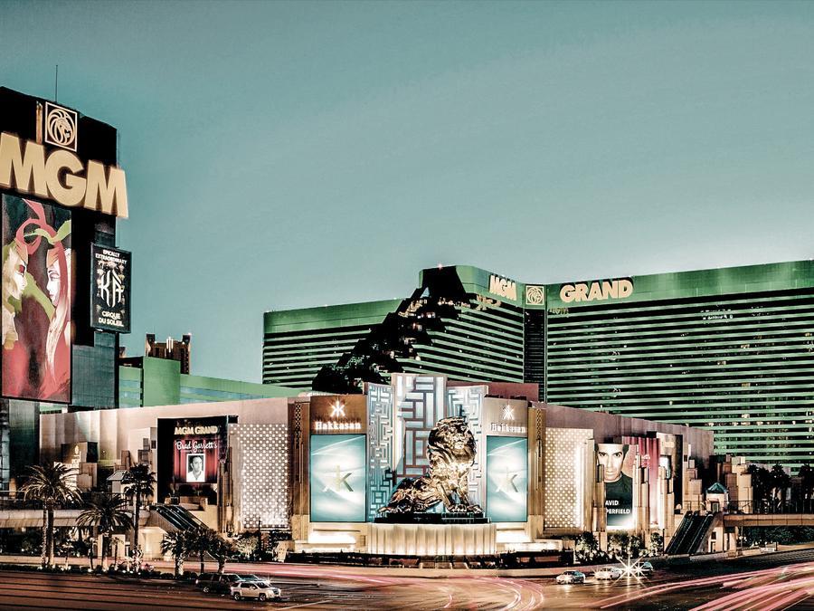 St Patrick's Day in Las Vegas - Image 1