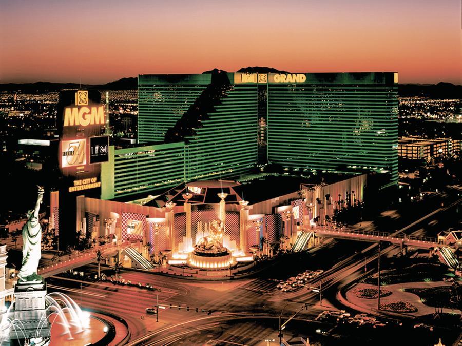St Patrick's Day in Las Vegas - Image 3