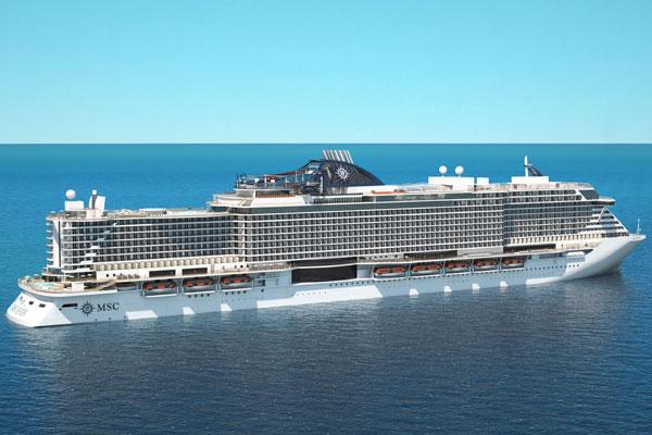 Super Suite Western Med MSC Cruise - Image 2