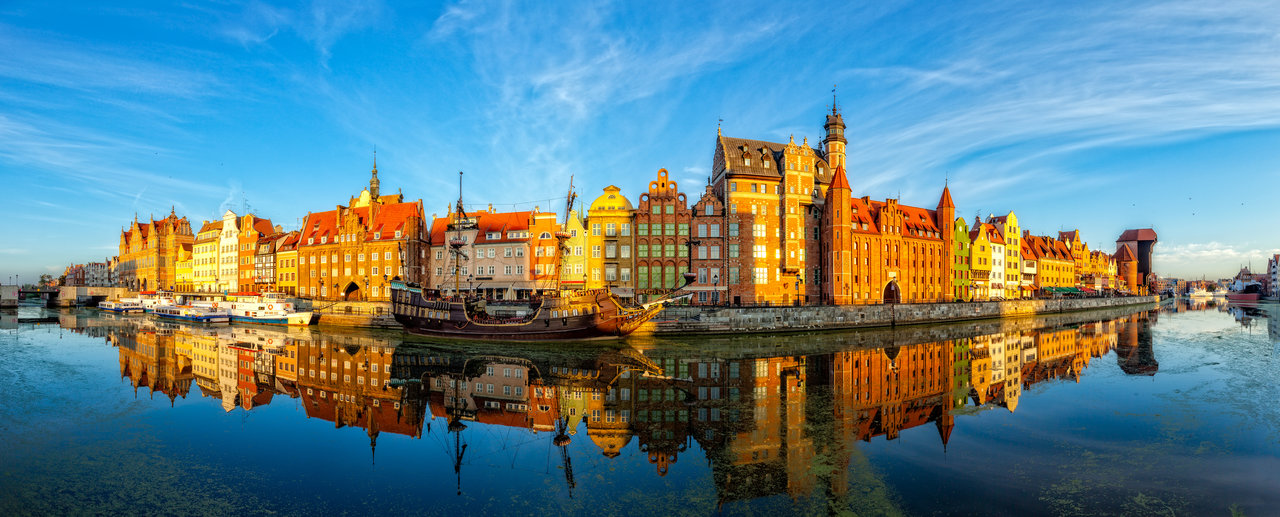 Gdansk 4 Night Jan 19 Citybreak - Image 1