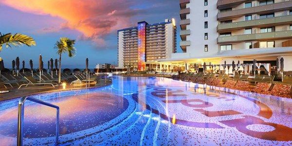 Tenerife 5 Hard Rock Hotel Offer The Holiday Ninja