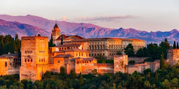 Granada and the Magnificent Alhambra Palace
