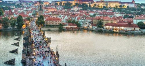 4* Prague Winter Break