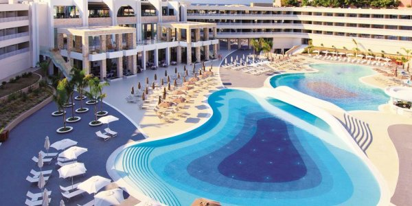 Rhodes Luxury All Inclusive