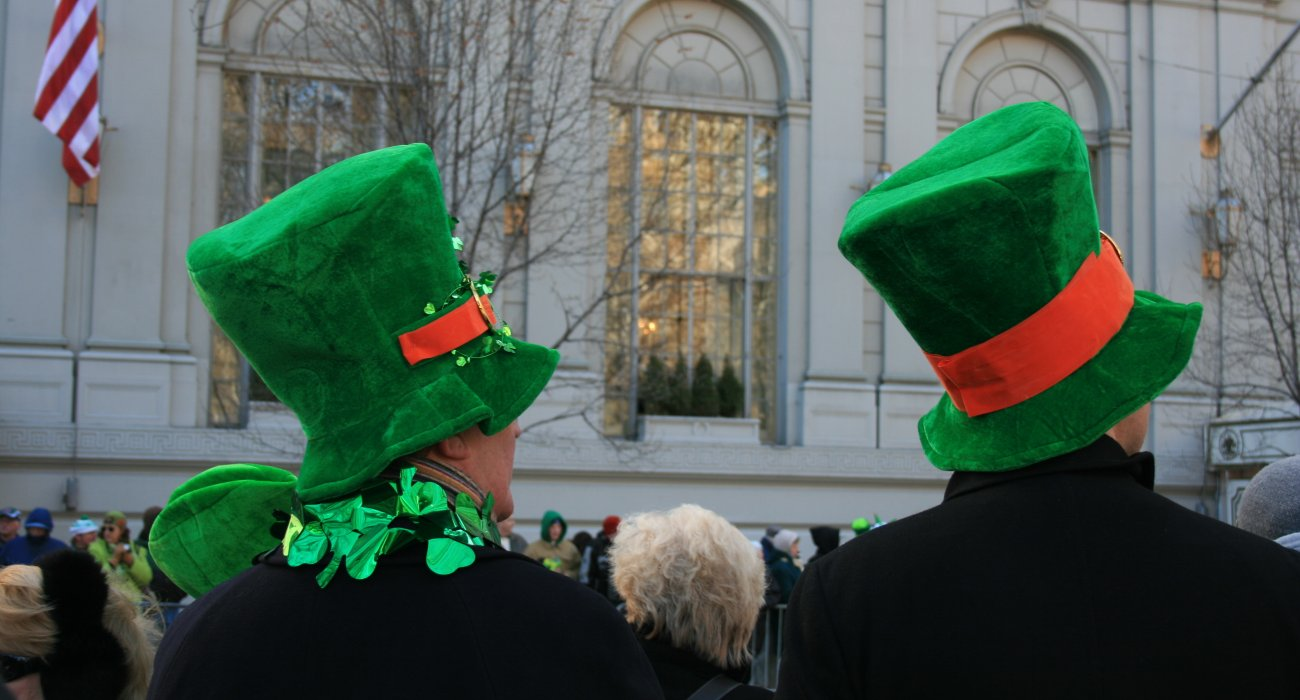 St Patrick's Day in New York City - Image 1