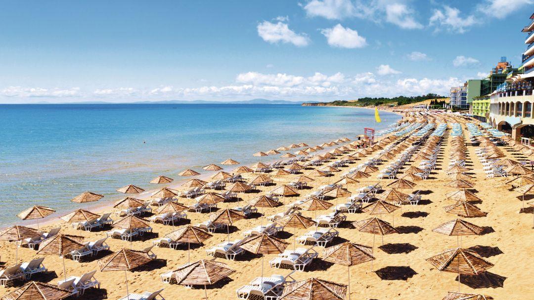 Bulgaria Sunny Beach Summer Sun - Image 1