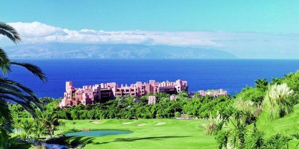 Deluxe Tenerife Golfing Trip