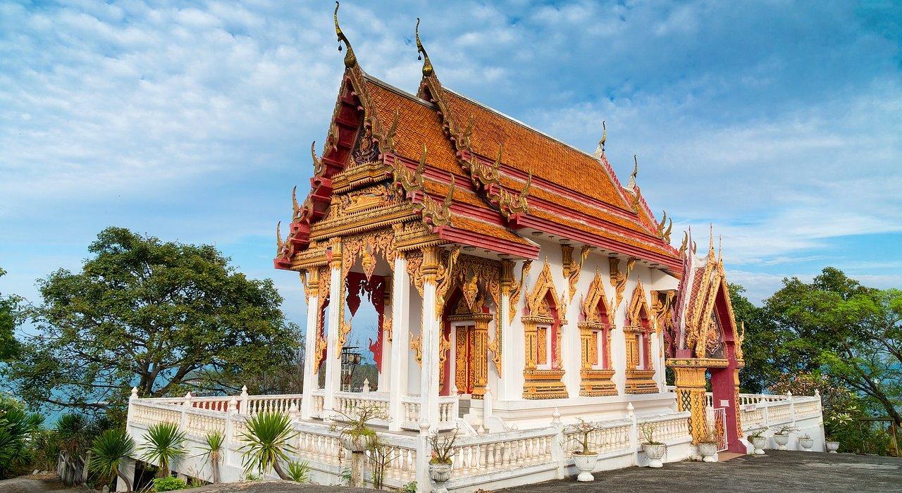 Abu Dhabi Bangkok Temples and River Kwai - Image 7
