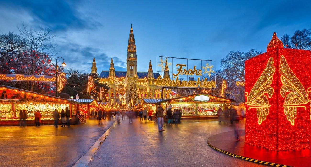 5* Vienna Christmas Market City Break - Image 1