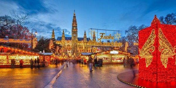 5* Vienna Christmas Market City Break