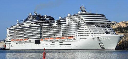 MSC 5 Night Taster Cruise