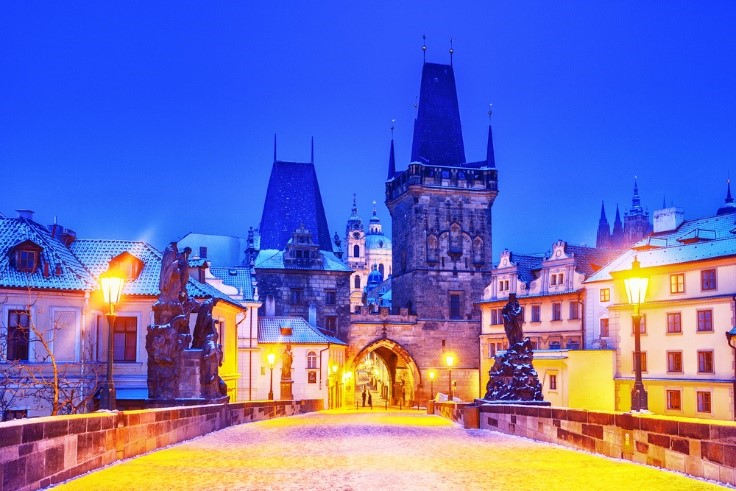 Prague Late Notice 4 Night Smasher - Image 1