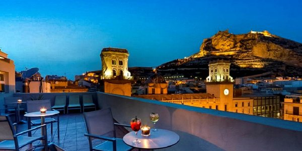 4* ALICANTE 3 NIGHT CITY BREAK