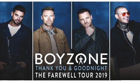BOYZONE in LONDON PERFECT CHRISTMAS PRESENT - Image 1