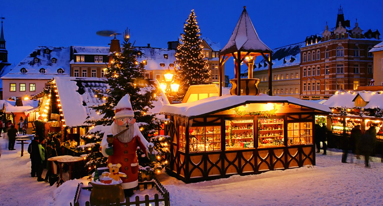 Belgian 2 Night Christmas Markets £115pp! - Image 1